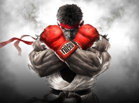 """Street Fighter V"" Review"