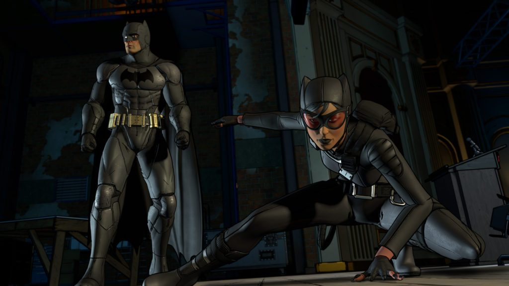 Batman The Telltale Series - Children of Gotham