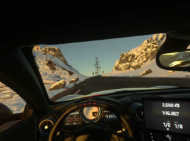 SmashPad in VR – Driveclub VR