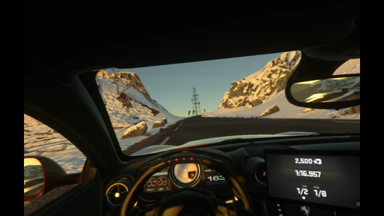 SmashPad in VR - Driveclub VR