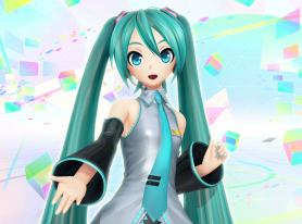 SmashPad in VR – Hatsune Miku: VR Future Live