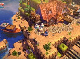 """""""Oceanhorn: Monster of Uncharted Seas"""" Review"""