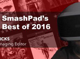 Chris' Top 10 Games of 2016