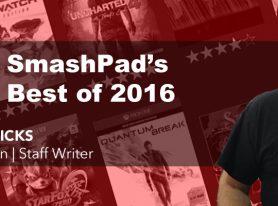 Josh's Top 10 Games of 2016
