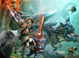 """Monster Hunter Generations"" Review"