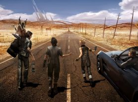 """Final Fantasy XV"" Review"