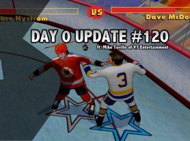 Day 0 Update #120 – Like Eddie Shore. And Toe Blake
