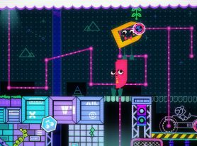 """Snipperclips: Cut it out, together!"" Review"