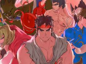 """Ultra Street Fighter II: The Final Challengers"" Hands-On"
