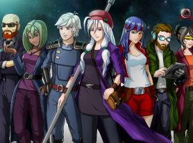 """Cosmic Star Heroine"" Review"