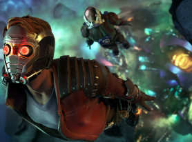 """Marvel's Guardians of the Galaxy, Episode 1: Tangled Up in Blue"" Review"