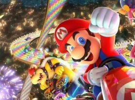 """""""Mario Kart 8 Deluxe"""" Review"""