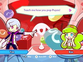 SmashPad Talkies – Puyo Puyo Tetris