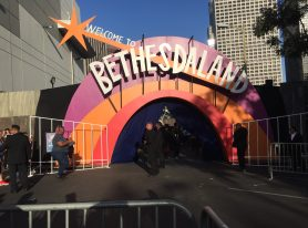[E3 2017] The People's Diary: Day -1 – Forget it, Bethesda won