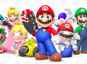 "[E3 2017] ""Mario + Rabbids: Kingdom Battle"" Hands-On"