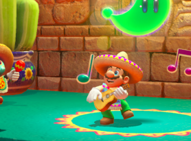 "[E3 2017] ""Super Mario Odyssey"" Hands-On"