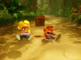 SmashPad Talkies – Crash Bandicoot N. Sane Trilogy