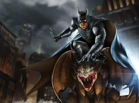 """Batman – The Enemy Within, Episode 1: The Enigma"" Review"