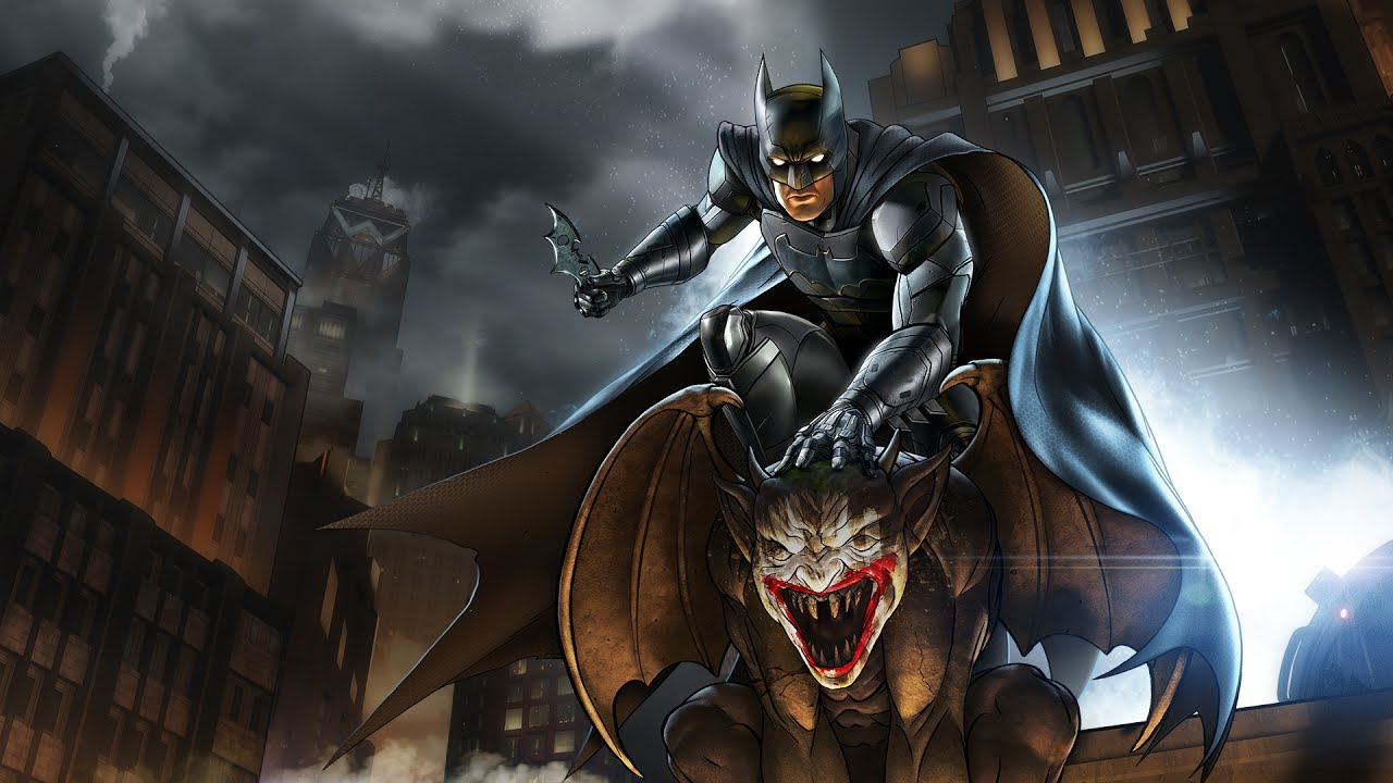 """""""Batman - The Enemy Within, Episode 1: The Enigma"""" Review"""