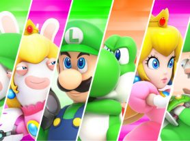 """Mario + Rabbids: Kingdom Battle"" Review"