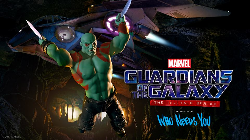 """Marvel's Guardians of the Galaxy, Episode 4: Who Needs You"" Review"