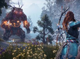 """Horizon Zero Dawn: The Frozen Wilds"" Review"