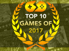 SmashPad's Top 10 Games of 2017