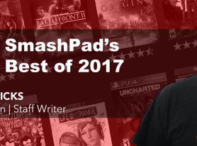 Josh's Top 5 Games of 2017