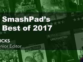 Patrick's Top 10 Games of 2017