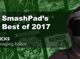 Chris' Top 10 Games of 2017
