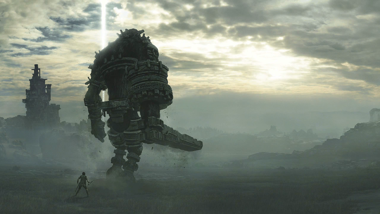 SmashPad Talkies - Shadow of the Colossus