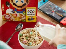 """Super Mario Cereal"" Review"