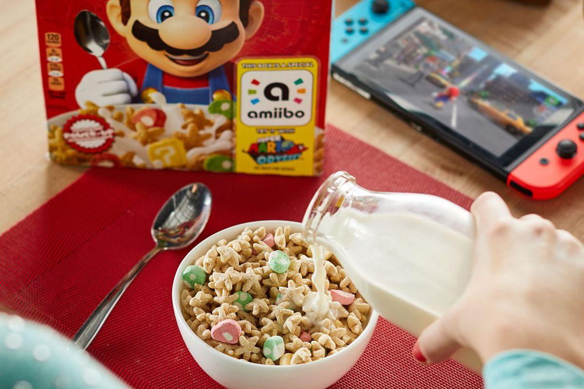 """Super Mario Cereal"" Review"