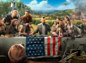 """Far Cry 5"" Review"