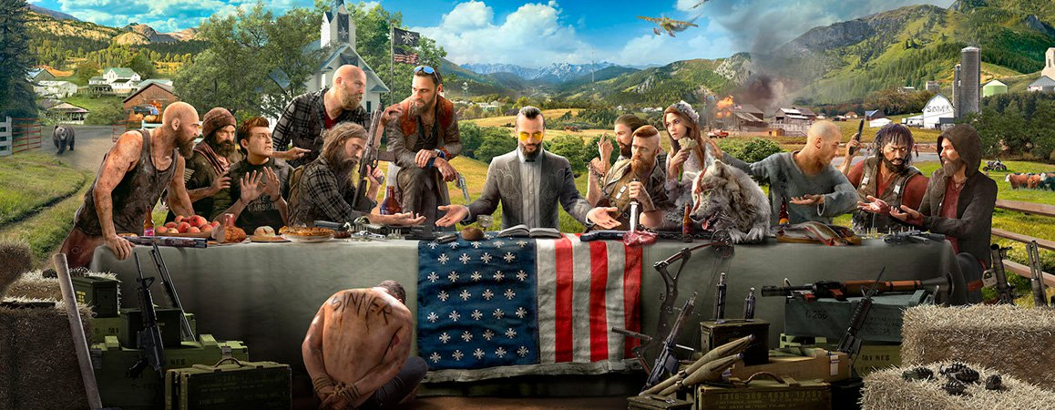 """""""Far Cry 5"""" Review"""