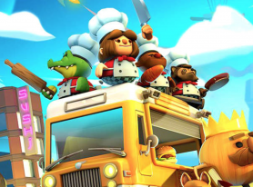 """Overcooked 2"" Review"