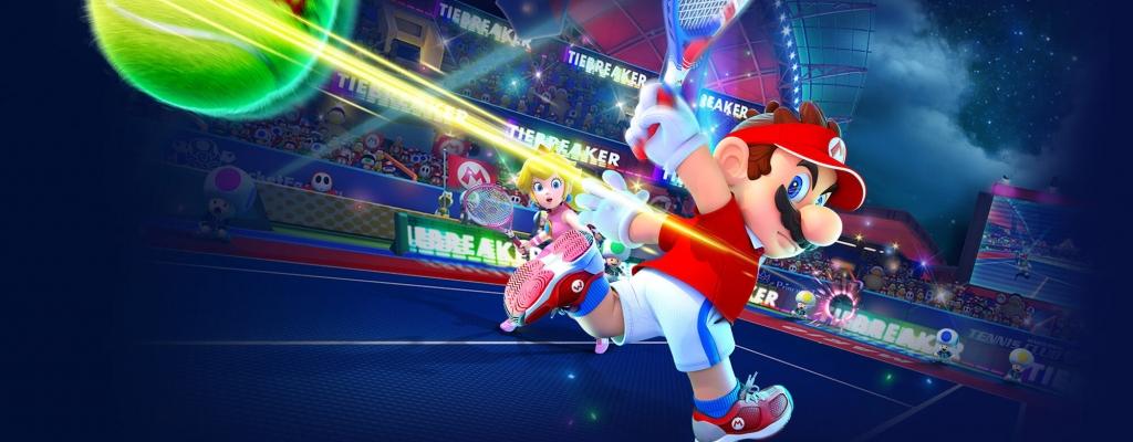 """Mario Tennis Aces"" Review"