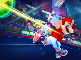 """Mario Tennis Aces"" Review"
