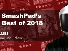 Chris' Top 10 Games of 2018