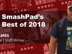 Josh's Top 10 Games of 2018