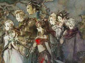 """Octopath Traveler"" Review"