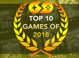 SmashPad's Top 10 Games of 2018
