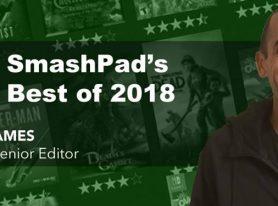 Alex's Best of 2018