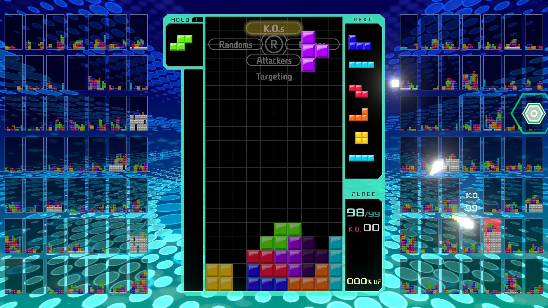 SmashPad Talkies - Tetris 99